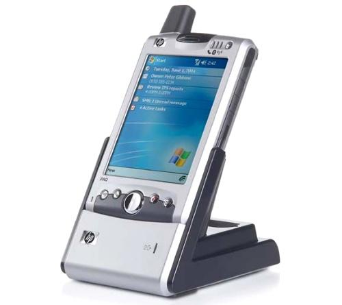 New handphone