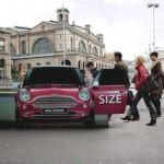 Quảng cáo xe Mini Cooper