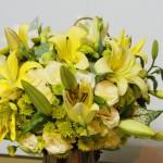 Bó hoa của vợ chồng người cũ tặng :D, đẹp và hơi bị thơm