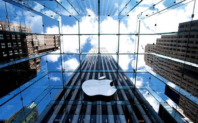 Apple trở thành thương hiệu có giá trị thứ 2 thế giới